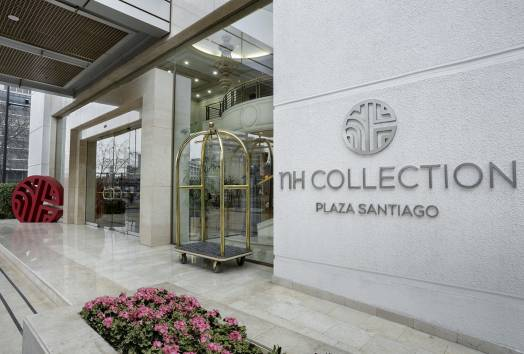 NH Hotel Collection Plaza Santiago