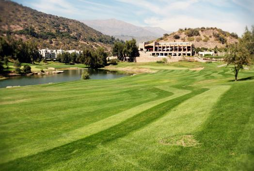 Club de Golf Valle Escondido