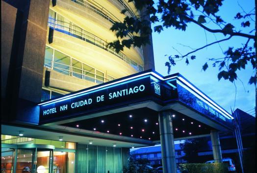 NH Hotel Ciudad de Santiago