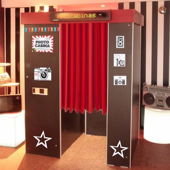 Las foto-cabinas en los eventos corporativos