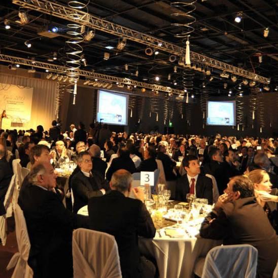 Reglas fundamentales para la organización de una cena empresarial