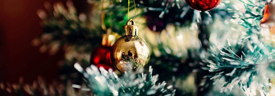 Que la Navidad entre por la puerta grande.